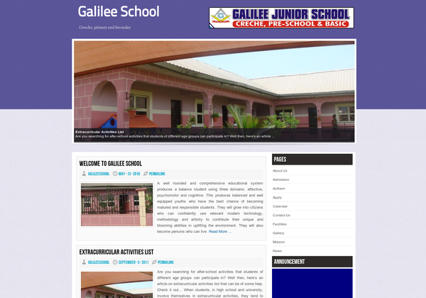 Galilee School