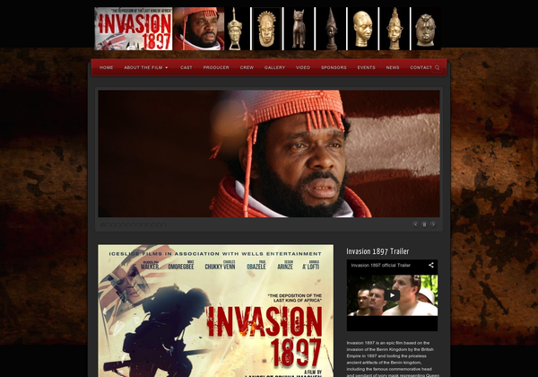 Invasion 1897 Movie