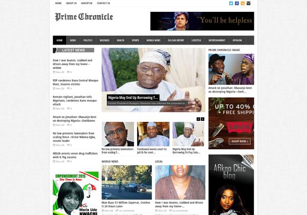 Prime Chronicle News