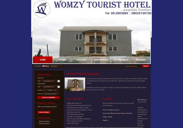 Womzy Tourist Hotel